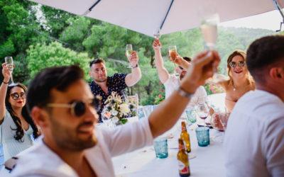 BBQ Ibiza wedding – sí!